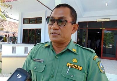 Kepala BPBD Kabupaten Bima, H Sumarsono. Foto: Ady