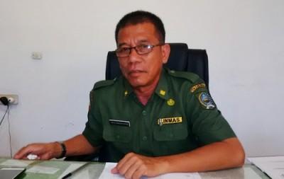 Kepala BPMDes Kabupaten Bima A. Wahab usman. Foto: Bin