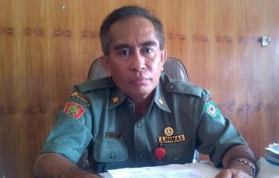 Kepala Dinas PU Kota Bima Supawarman. Foto: Eric