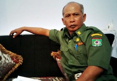 Kepala Kehutanan Kota Bima Abdurrahman Iba. Foto: Bin