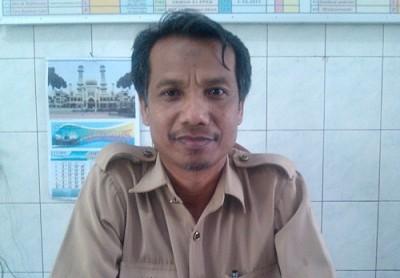 Kepala MAN 1 Kota Bima, Mansyur. Foto: Eric