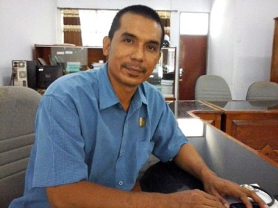 Ketua Komisi IV DPRD Kabupaten Bima, M. Natsir. Foto: Ady