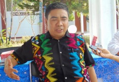 Ketua Komisi Pemilihan Umum (KPU) Provinsi NTB, Lalu Aksar Ansori. Foto: Ady