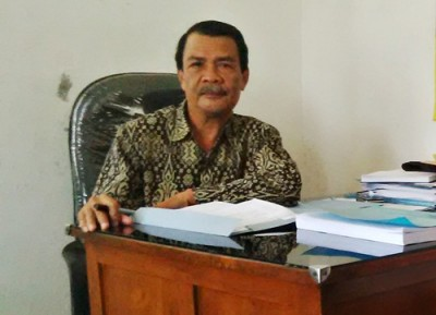 Ketua Yayasan Islam Bima H. Muhammad AR. Foto: Bin