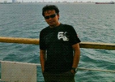 Ketua MJC Bima Yudha LM. Tudiansyah