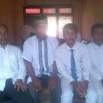 Oknum Polisi Pukul Siswa Depan Guru BK