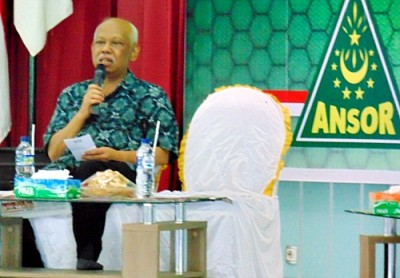 Mantan Rektor UIN Syarif Hidayatullah Jakarta, Profesor Azyumadri Azra. Foto: Ady