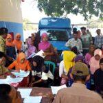 Selama Seminggu, Dinas Dukcapil Berkantor di Tambora