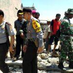 Satu Pleton Polisi dan TNI Turun di Bajo Pulau