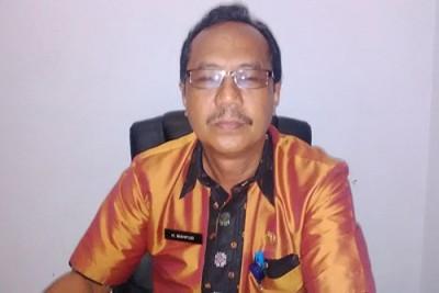 Sekretaris BKD Kota Bima, H. Mahfud. Foto: Bin