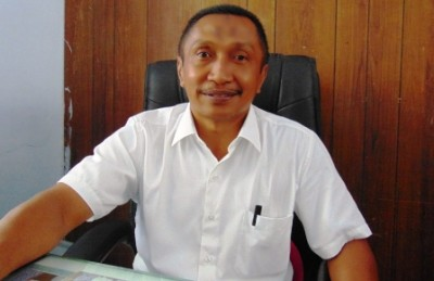 Sekretaris Dinas PU Kabupaten Bima, HM. Taufik Rusdi. Foto: Ady