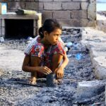 Anak-Anak Bajo Pulau Butuh Pakaian Sekolah