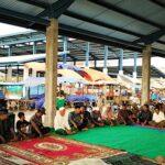 KOPAMI dan Wawali Gelar Doa Syukuran di Pasar Amahami