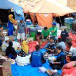 Kebutuhan Warga Bajo Pulau Masih Terpenuhi