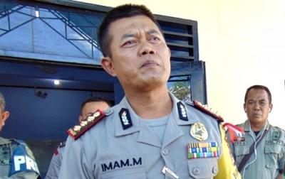 Waka Polda NTB, Kombes Pol Imam Margono. Foto: Ady
