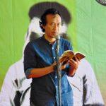 Yusi Apresiasi Semangat Karya Sastra di Bima