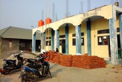 Lokasi KBM Ponpes Imam Safi'i. Foto: Ady