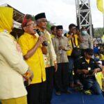 Akbar Tanjung Yakin, DINDA Mampu Sejahterahkan Bima