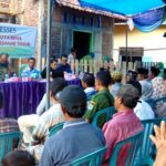 Warga Wenggo Minta Pembangunan Masjid Dilanjutkan