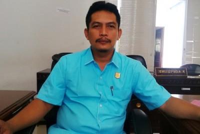 Anggota DPRD Kota Bima Dedy Mawardi. Foto: Bin