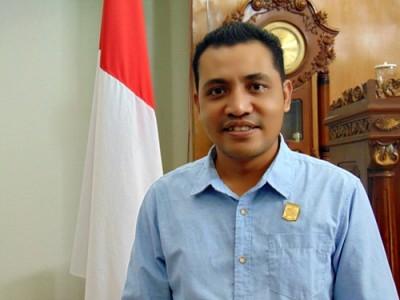 Anggota DRPD Kota Bima, Taufikurrahman. Foto: Ady