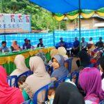 Dewan Dapil I Jaring Aspirasi di Sanggela