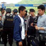 Polisi Amankan 130 Tramadol dan Sajam