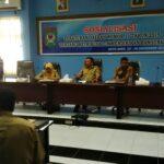 DTKP Gelar Sosialisasi Perda Nomor 11 Tentang Retribusi IMB