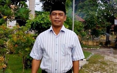 Ketua FKUB Kota Bima, Eka Iskandar Zulkarnain