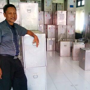 Distribusi Logistik Pilkada Dimulai 5 Desember