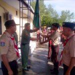 43 Anggota Kontingen Jamda Kabupaten Bima Dilepas