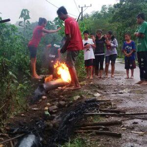 Kasus Pembakaran Pipa SPAM, Penyidik Periksa Sejumlah Saksi