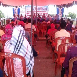 Di Kelurahan Paruga, Dewan Dapil 2 Jaring Sejumlah Aspirasi