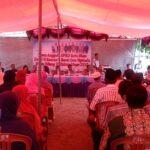 Dewan Dapil II Awali Reses Akhir Tahun di Sarae