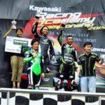 Hebat ! Rider Bima Raih Podium 3 Kelas 250 CC Sport