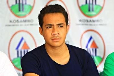 Rizka Alboa Putra. Foto: Bin