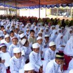 Pemkab Bima Khatam 500 Santri dan Santriwati