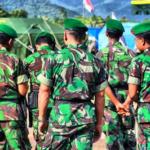 Isu Pembakaran Kantor Baru Bupati Menyebar, TNI Siaga