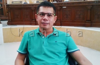 Anggota DPRD Kota Bima Alfian Indrawirawan. Foto: Bin