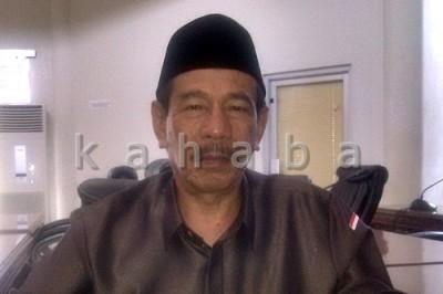 Anggota DPRD Kota Bima H. Ridwan Mustakim. Foto: Bin