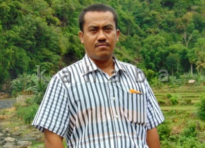 Anggota DPRD Kota Bima M Irfan. Foto: Ady