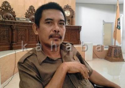 Anggota DPRD Kota Bima M. Saad Djafar. Foto: Bin