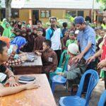 BSMI Gelar Pengobatan Gratis di Ponpes Imam Safi'i