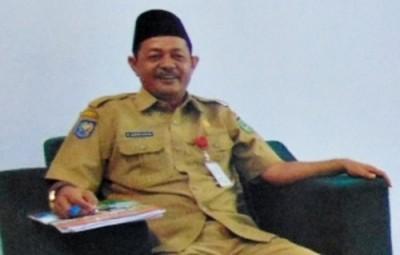Kepala BPBD Kota Bima, H Sarafudin. Foto: Ady