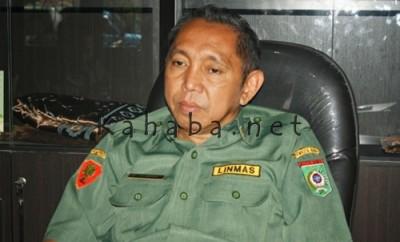 Kepala Dikes Kota Bim H. Azhari. Foto: Bin