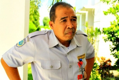 Kepala Dishubkominfo Kota Bima H. Syahrullah. Foto: Deno