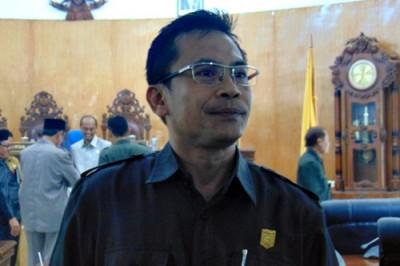Ketua DPRD Kota Bima Feri Sofyan. Foto: Ady