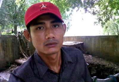 Ketua KPK-PRD Kota Bima Saiful