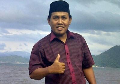 Ketua SGI Korwil Madapangga, Nukman HMT.