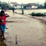 10 Kelurahan dan Satu Desa Terendam Banjir